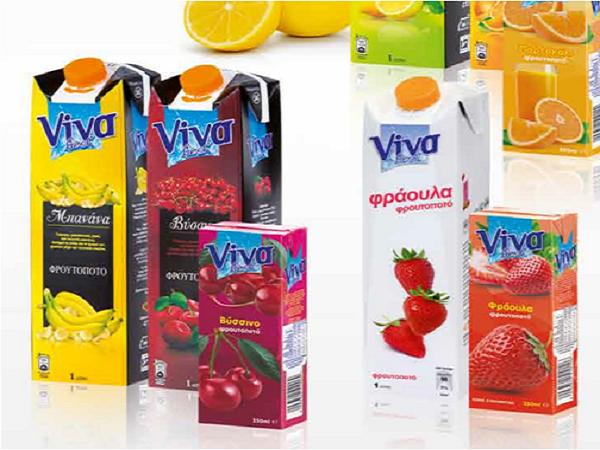 Viva Fresh - Thương hiệu nước trái cây hương vị độc đáo từ Hy Lạp