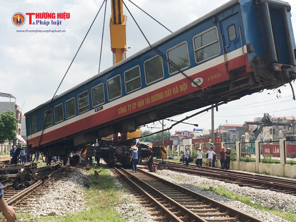 Tàu trật bánh liên tiếp tại Ga Yên Viên: Dấu hỏi về khái niệm an toàn đường sắt?