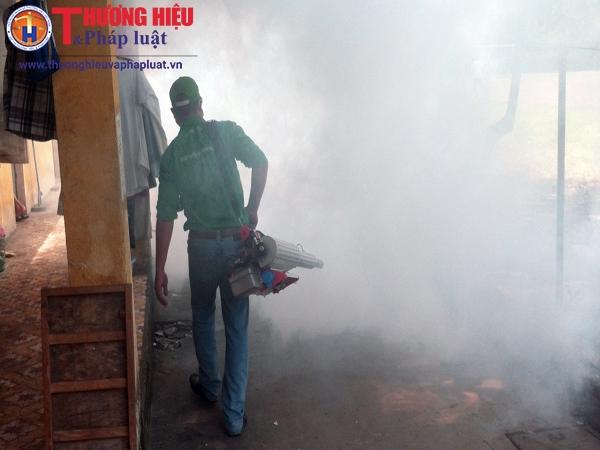 Ổ dịch sốt xuất huyết đầu tiên bùng phát tại Thanh Hoá