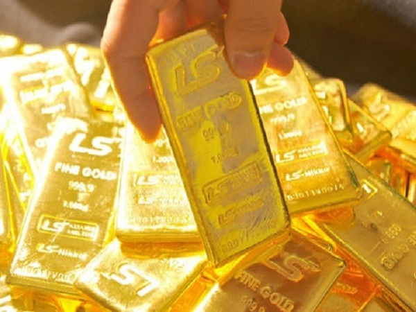 Giá vàng ngày 23/8: Giảm 20 nghìn đồng/lượng