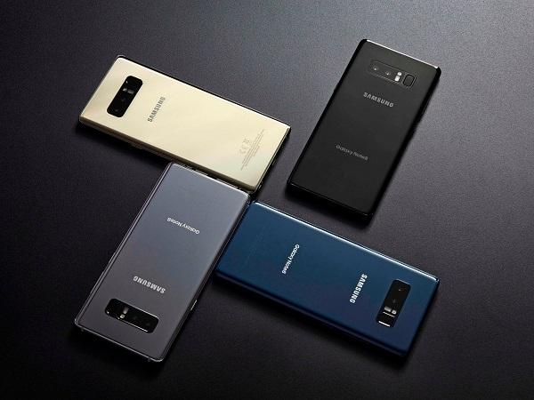 Tại sao Galaxy Note 8 sử dụng viên pin nhỏ hơn Note 7?