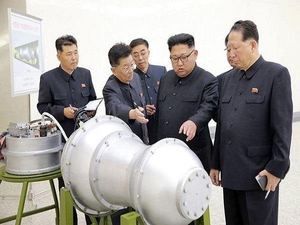 Triều Tiên tuyên bố thử thành công bom nhiệt hạch