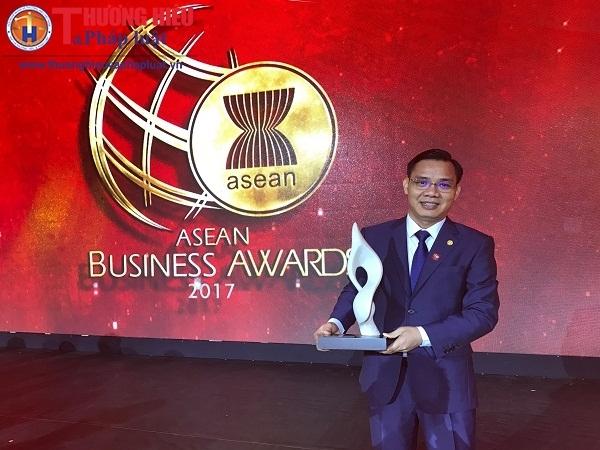 Tập đoàn BRG và ngân hàng SeABank được Hội đồng Tư vấn kinh doanh ASEAN vinh danh