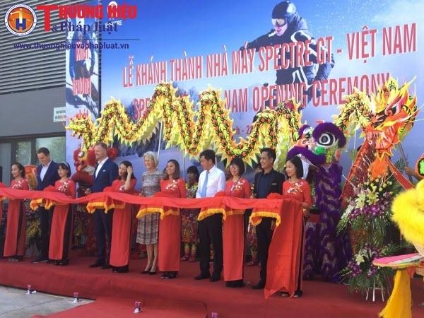 Công ty Đan Mạch Spectre khai trương nhà máy mới tại Việt Nam