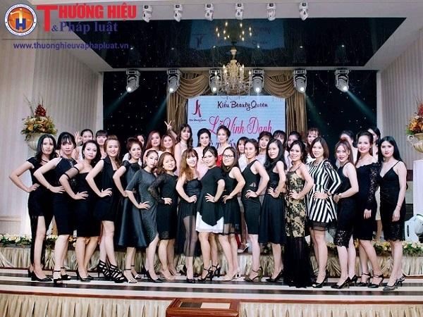 Nhà phân phối độc quyền mỹ phẩm Kiều Beauty Queen Ny Na tổ chức event hoành tráng