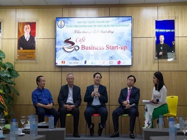 6 đúc rút dành cho người khởi nghiệp tại 'Café Business Start-up'