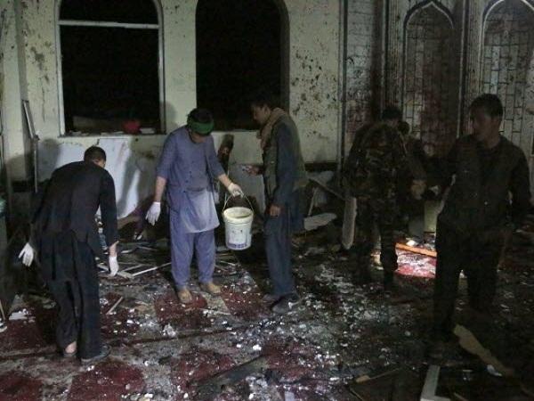 Đánh bom tự sát tại Afghanistan, ít nhất 72 người thiệt mạng