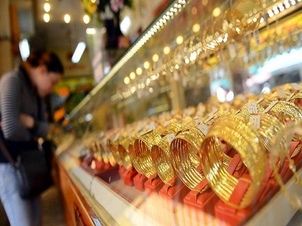 Giá vàng ngày 22/10: Tăng từ 10 - 30 nghìn đồng/lượng